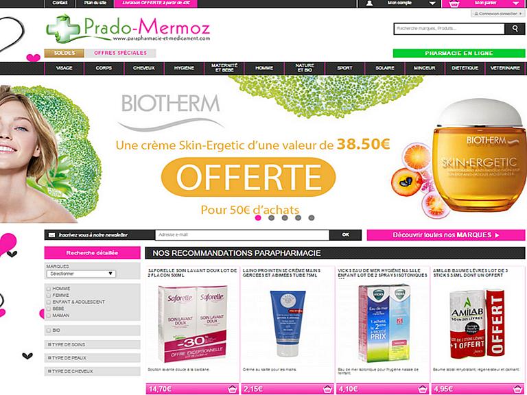 Parapharmacie Prado Mermoz